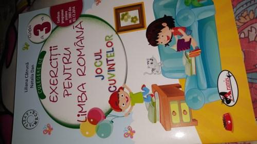 Învăț copilul să vorbească corect limba română!