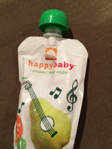 Happy Baby Baby Food