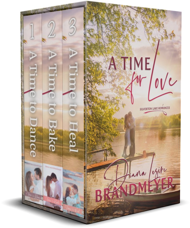 A Time for Love Complete Collection