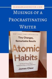 book cover of atomic habits