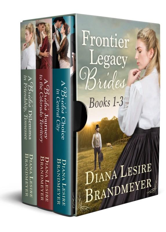 Frontier Legacy Brides Box set