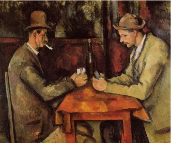 The Card Players,1895