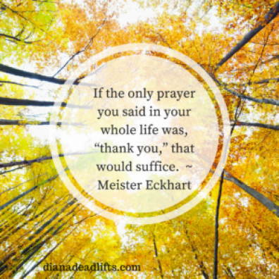 Quote on Prayer via Diana Anderson-Tyler