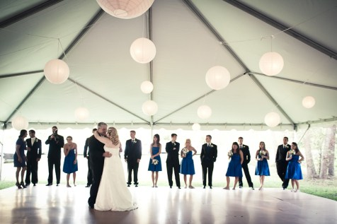 tent paper lantern greenville wedding photography