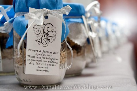 Wedding Favors captured by wedding photographer Diana Deaver in Charleston SC-2