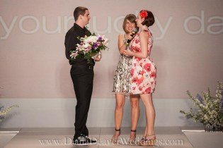 charleston fashion week surprise engagment 3