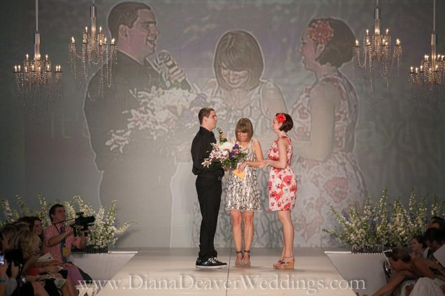 charleston fashion week surprise engagment 4