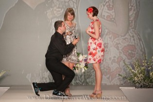 charleston fashion week surprise engagment 5