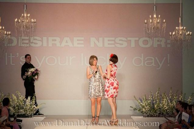 charleston fashion week surprise engagment