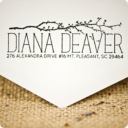 custom return address stamp 3