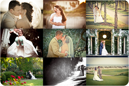 online photo gallery wedding photography