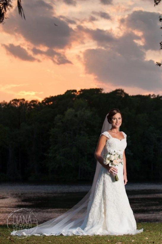 Bridal Portrait Kimbels at Wachesaw Plantation Pawley's Island Wedding Photographer (100)
