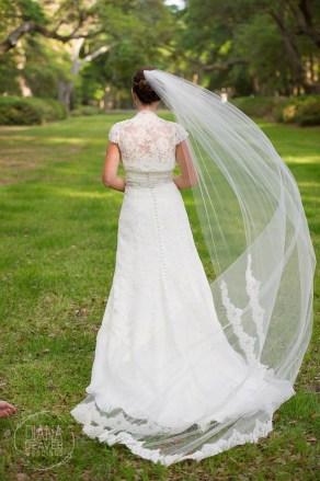 Bridal Portrait Kimbels at Wachesaw Plantation Pawley's Island Wedding Photographer (13)