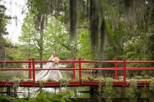 Bridal Portrait Magnolia Plantation Charleston Wedding photographer (109)