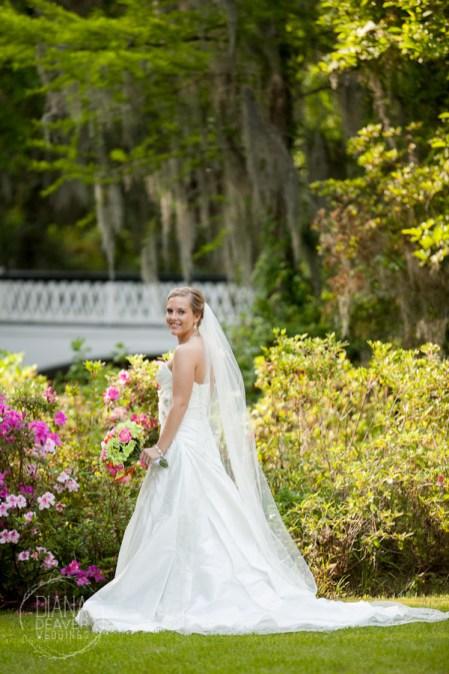 Bridal Portrait Magnolia Plantation Charleston Wedding photographer (11)
