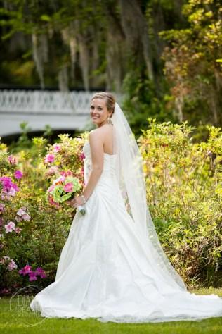 Bridal Portrait Magnolia Plantation Charleston Wedding photographer (12)