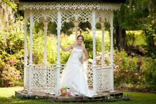 Bridal Portrait Magnolia Plantation Charleston Wedding photographer (17)