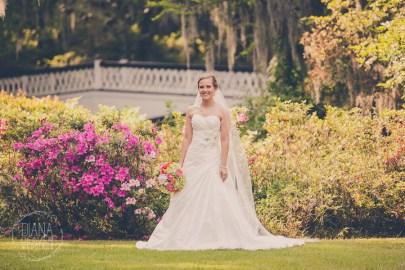 Bridal Portrait Magnolia Plantation Charleston Wedding photographer (2)