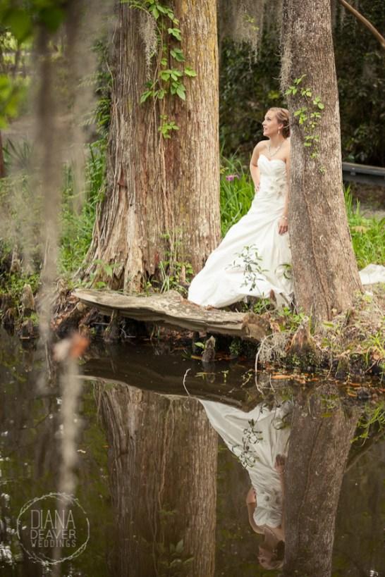 Bridal Portrait Magnolia Plantation Charleston Wedding photographer (63)