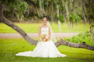Bridal Portrait Magnolia Plantation Charleston Wedding photographer (87)