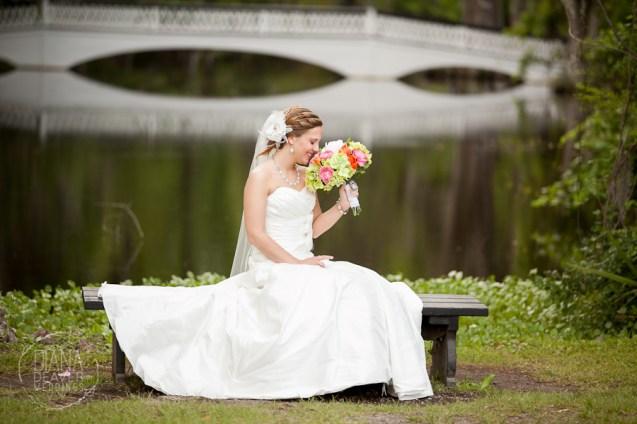 Bridal Portrait Magnolia Plantation Charleston Wedding photographer (97)