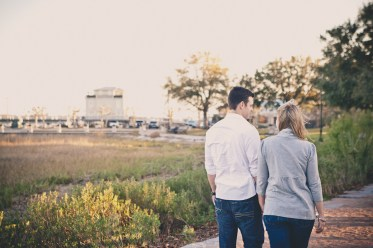 engagement session downtown Charleston SC American Theater-4-2