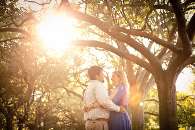 Charleston Battery Engagement Session with Pet Dog by Diana Deaver (6)
