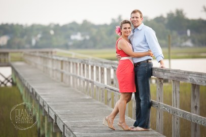 engagement session on a lowcountry dock (10)