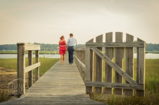 engagement session on a lowcountry dock (6)