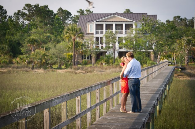 engagement session on a lowcountry dock (7)