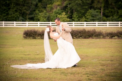 Kyle and Holly's Wedding Photography in Holly Hill-30