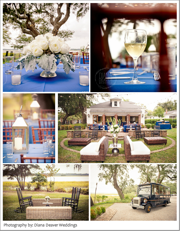Lowndes Grove Charleston Wedding Rehearsal Dinner Photography