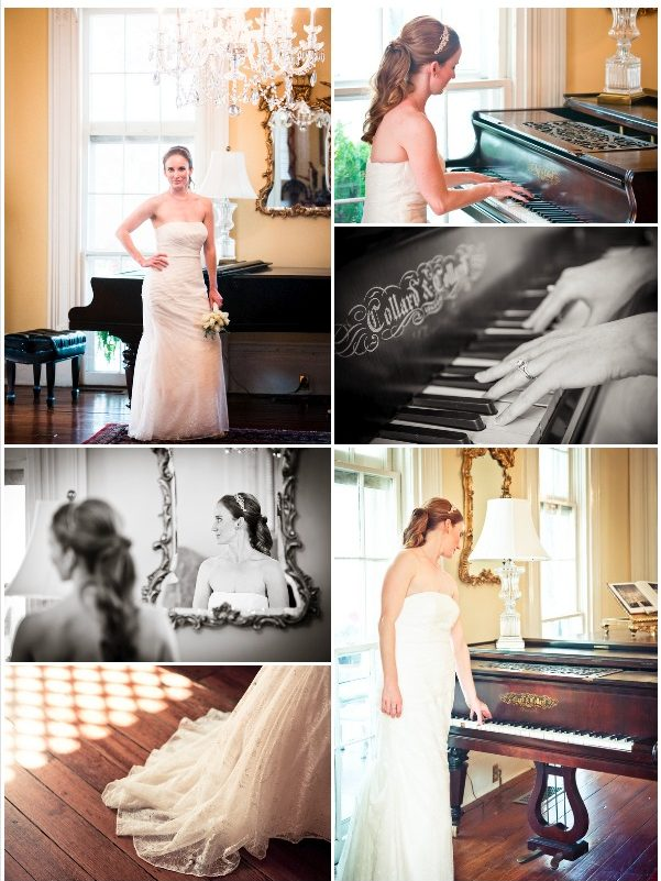 Downtown Charleston Bridal Photography