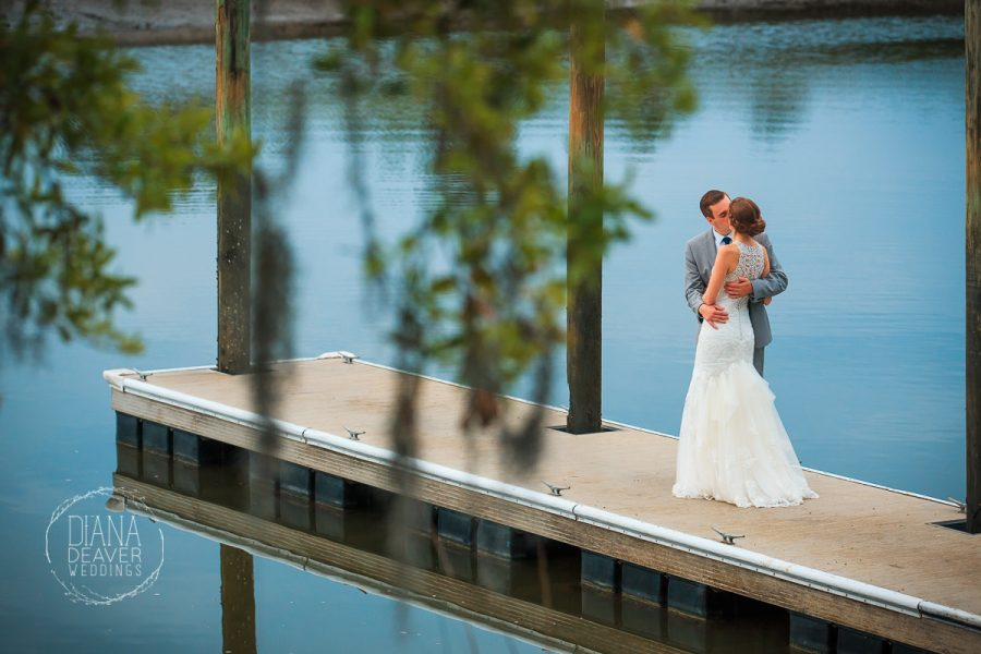 ion creeek club wedding venue photographed by Diana Deaver Weddings wedding photographer in charleston sc