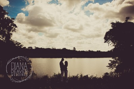 Engagement Session at Magnolia Plantation and Gardens Charleston SC photographed by wedding photographer