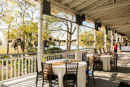 venue details for the creek club at ion in mount pleasant (3)