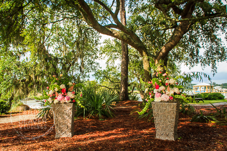 wedding venue details at the creek club at ion charleston sc (6)