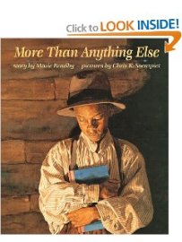 More than Anything Else book cover
