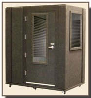 Portable Sound Booth for Audio Book Recording