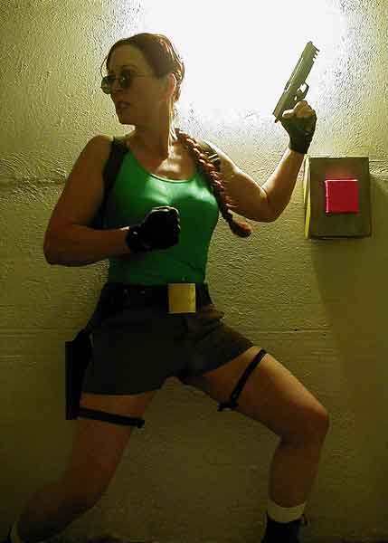 Cosplay: Lara Croft and Beyond