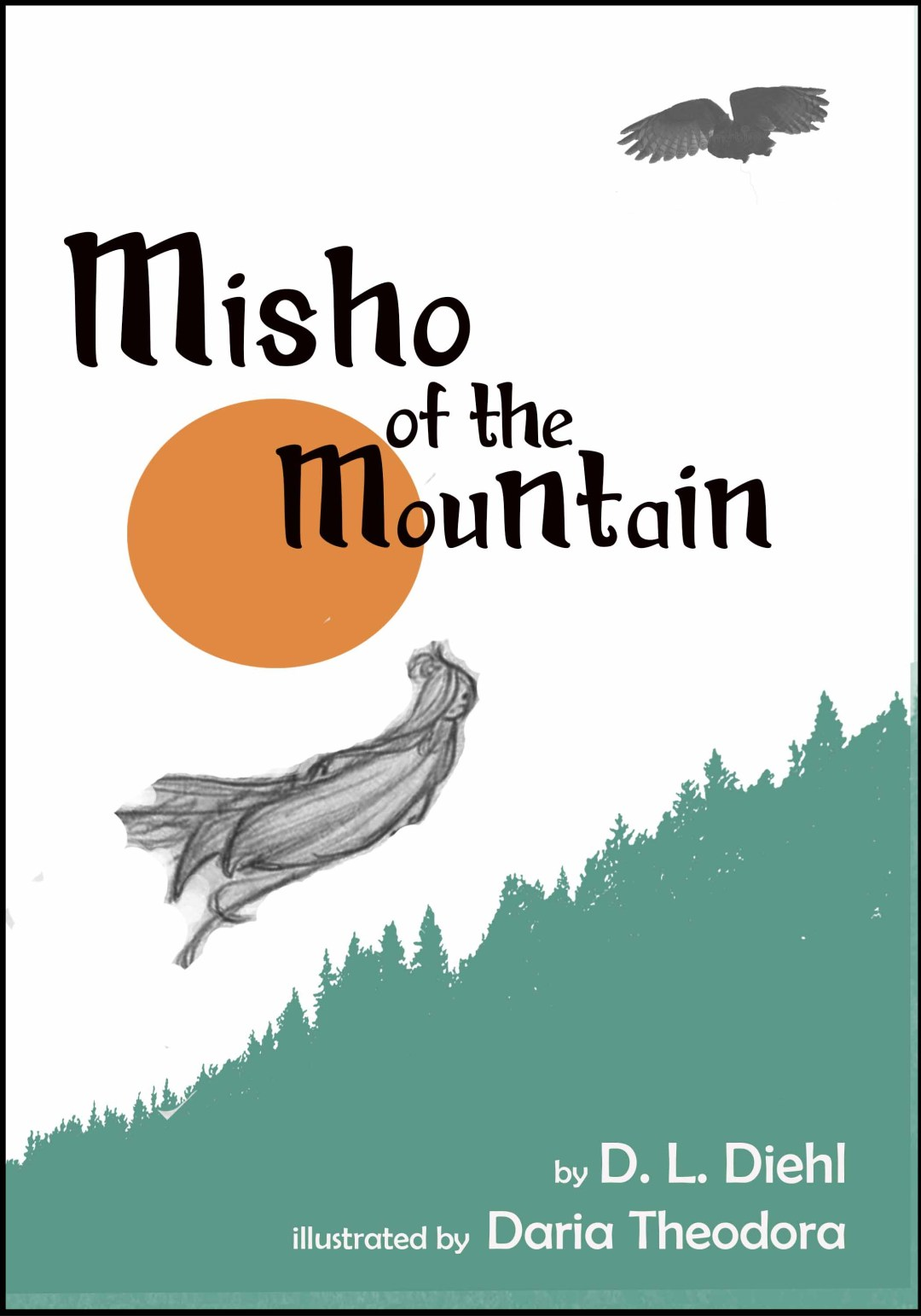 Misho of the Mountain Book Cover