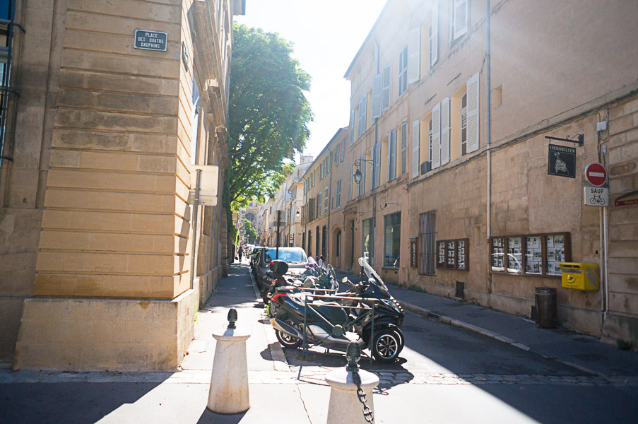 Train Travel From Nice To Aix En Provence