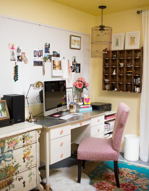 Home Office Spruce Up Diana Elizabethrhdianaelizabethblog: Betsey Johnson Home Decor At Home Improvement Advice