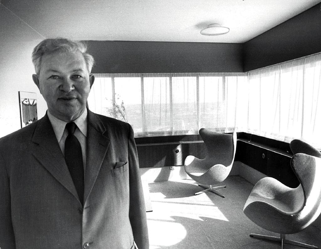 1960 Arne Jacobsen