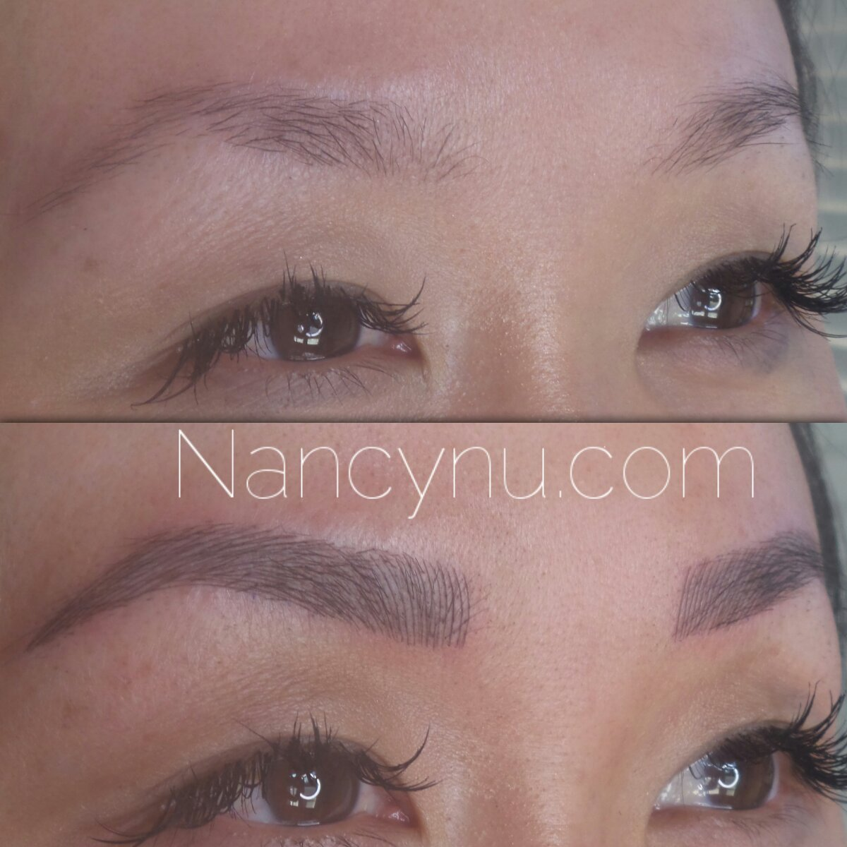 Semi permanent eyebrow microblading diana elizabeth for 1 salon eyebrow embroidery