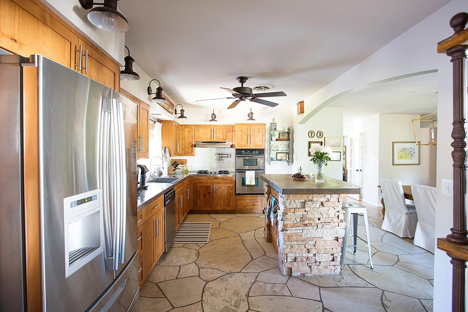 backsplash kitchen white tile vertical 6th avenue cocoon mosaic walker zanger - alternate of white subway tile kitchen