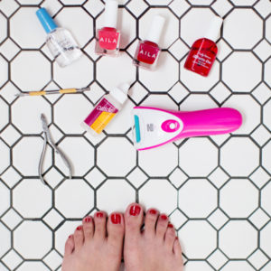 at-home-pedicure