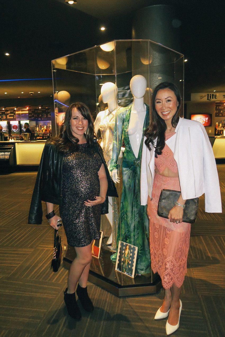 Vegas: JLo Concert + Tanked Show