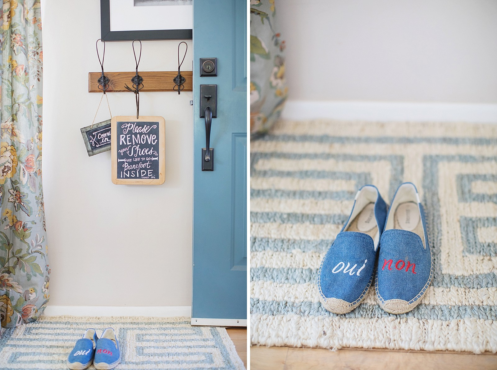 How To Enforce A No Shoe Policy With Guests Diana Elizabeth