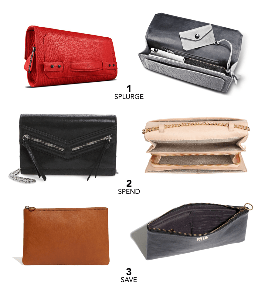 Ditching the purse for the simplified clutch wallet